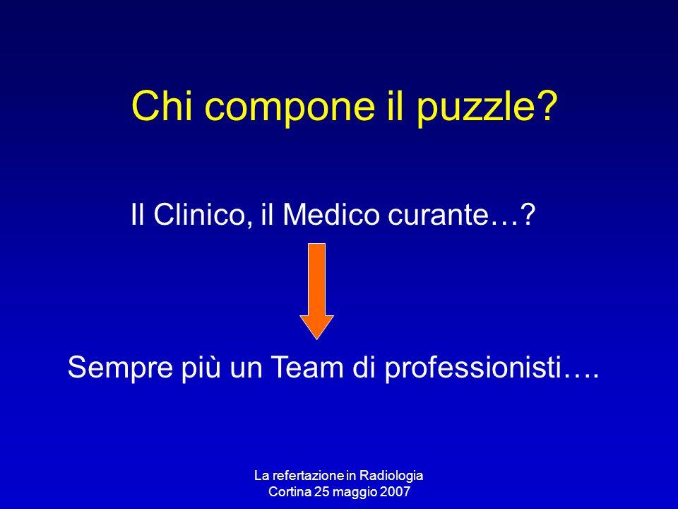 Il Clinico, il Medico curante…