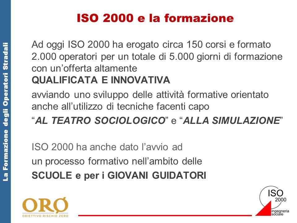ISO 2000 e la formazione