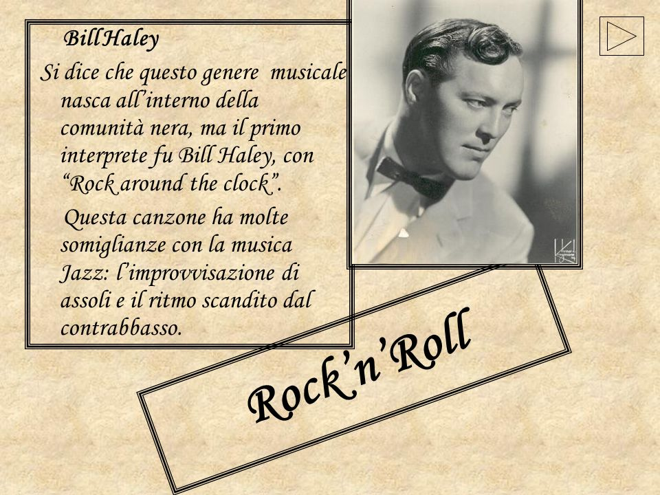 Rock'n'Roll Bill Haley