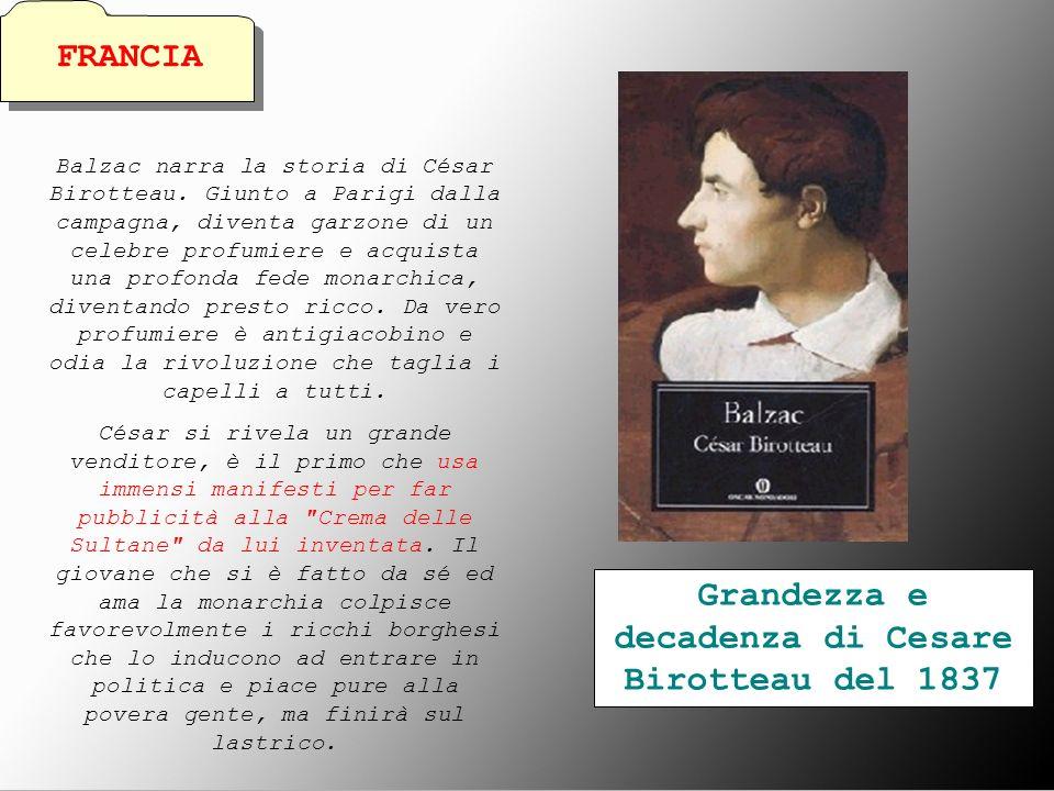 Grandezza e decadenza di Cesare Birotteau del 1837