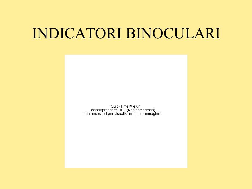 INDICATORI BINOCULARI