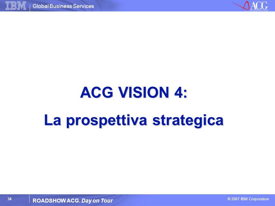 La prospettiva strategica