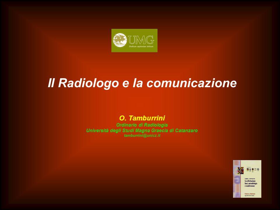 Il Radiologo e la comunicazione