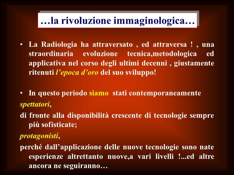 …la rivoluzione immaginologica…