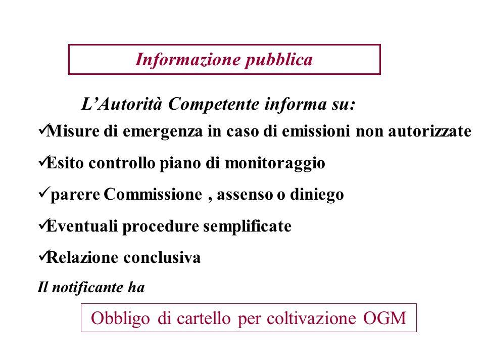 Informazione pubblica