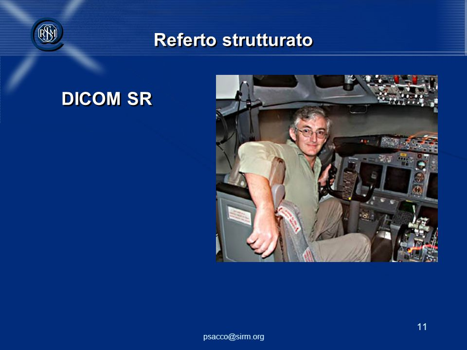 Referto strutturato DICOM SR