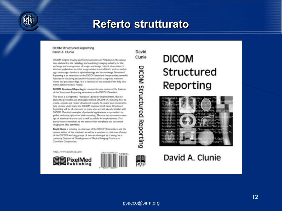 Referto strutturato 12