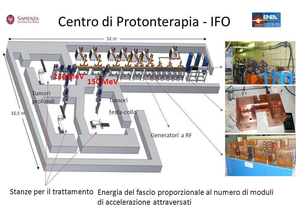 Centro di Protonterapia - IFO