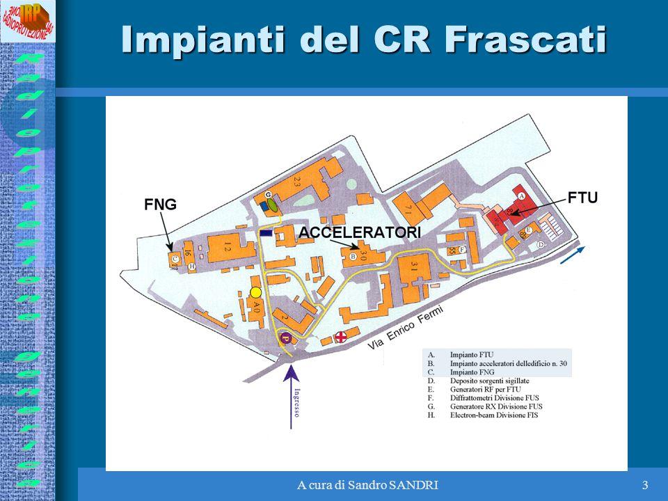Impianti del CR Frascati