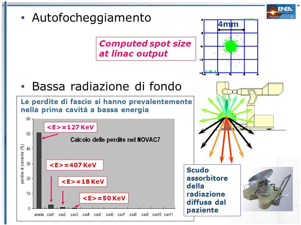 Bassa radiazione di fondo
