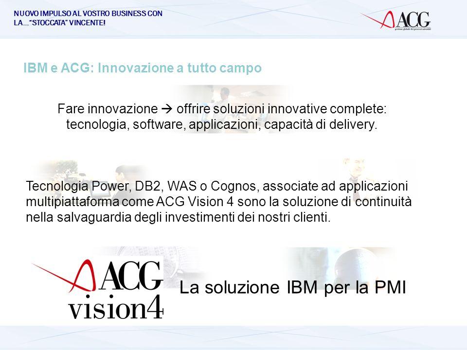 La soluzione IBM per la PMI