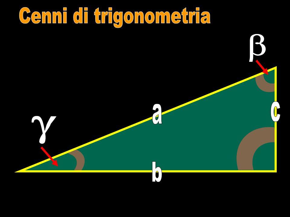 Cenni di trigonometria