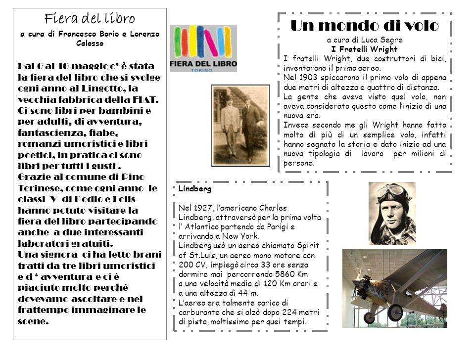 a cura di Francesco Borio e Lorenzo Calosso