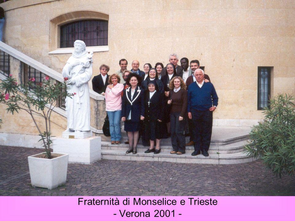 Fraternità di Monselice e Trieste