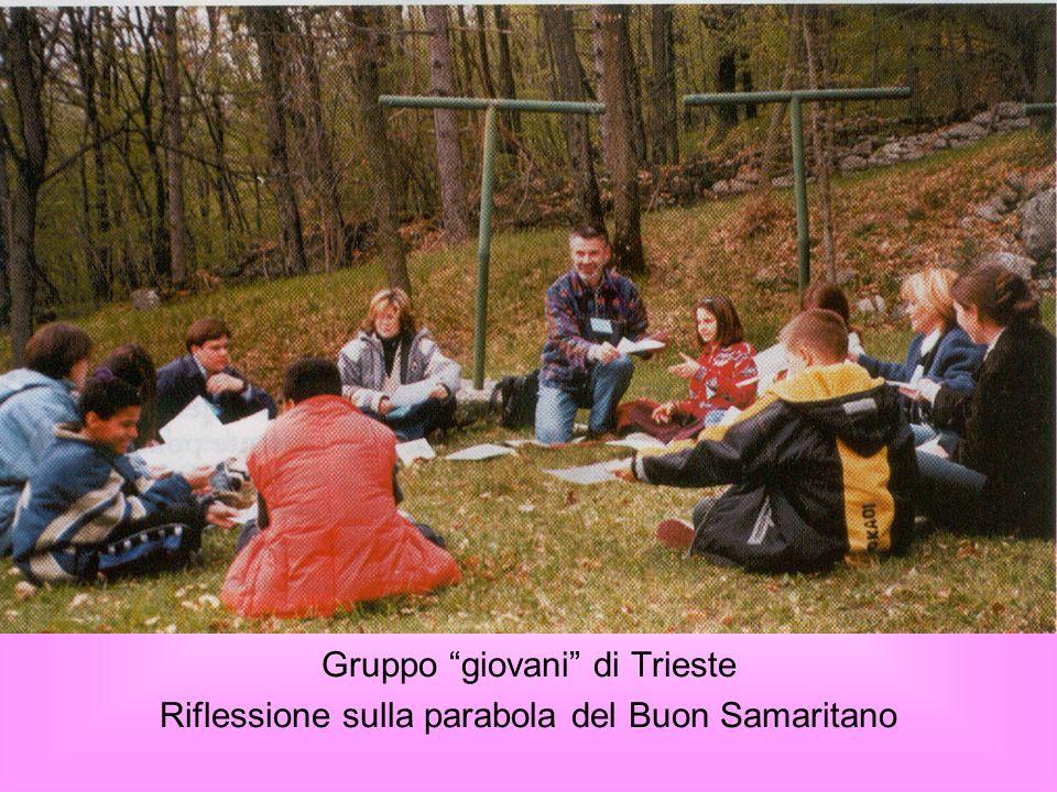 Gruppo giovani di Trieste