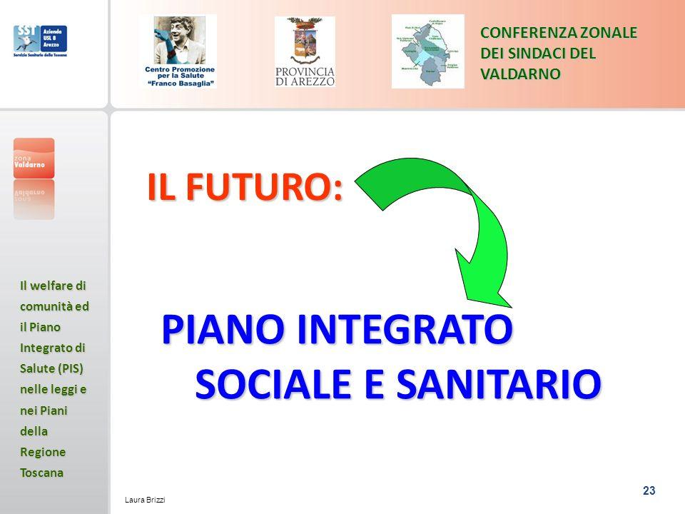 PIANO INTEGRATO SOCIALE E SANITARIO