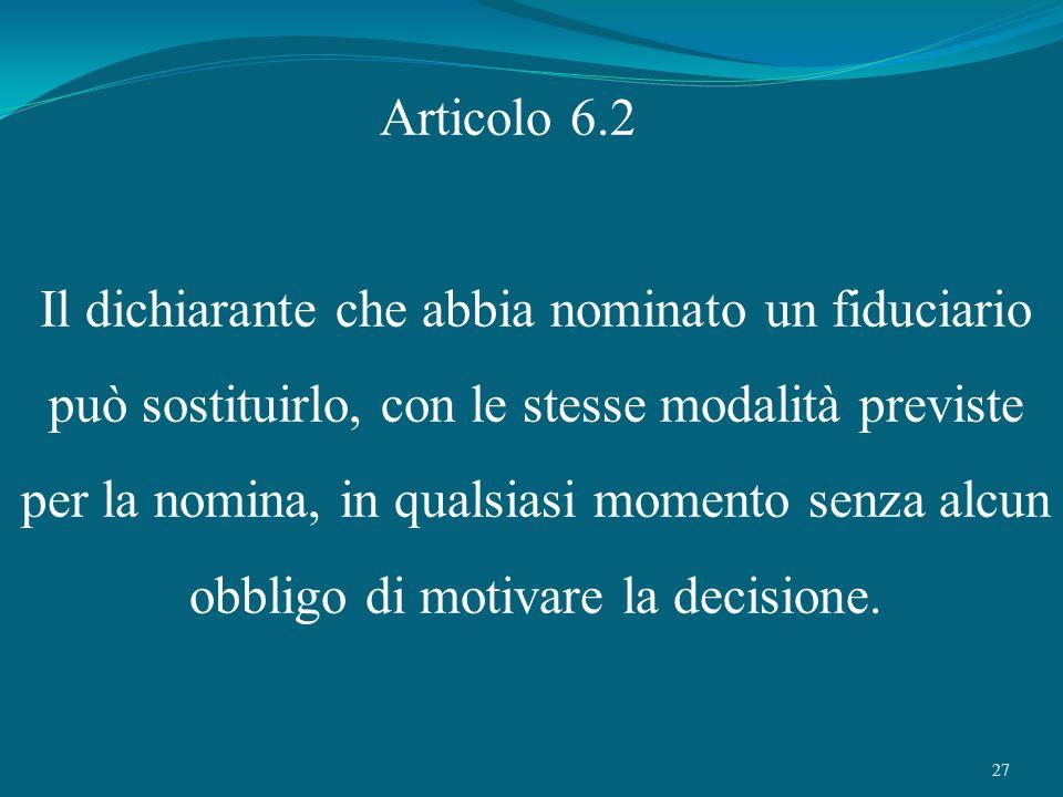 Articolo 6.2