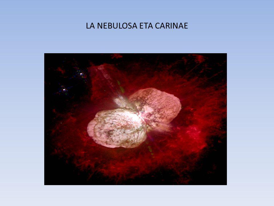 LA NEBULOSA ETA CARINAE