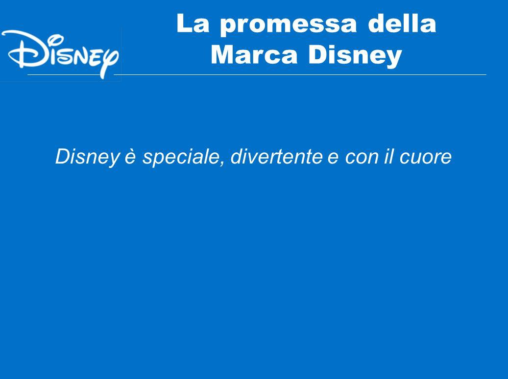 La promessa della Marca Disney