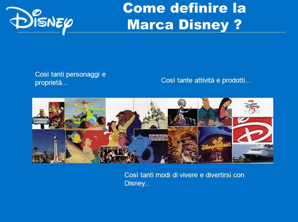 Come definire la Marca Disney