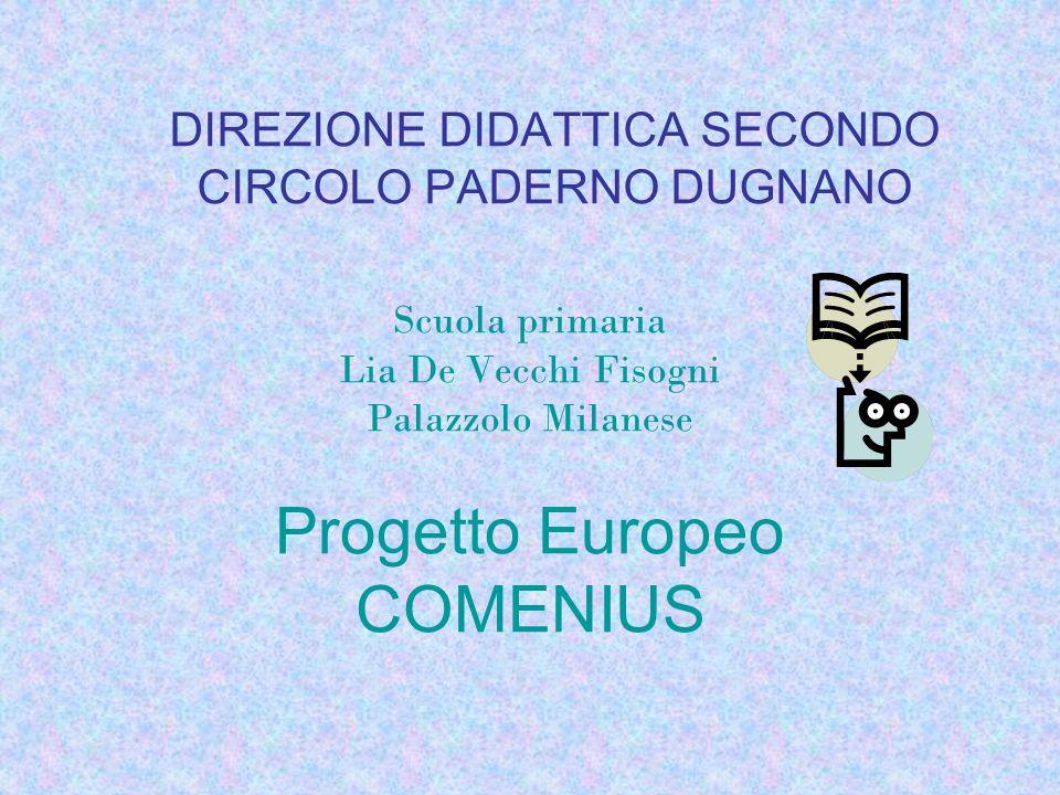 DIREZIONE DIDATTICA SECONDO CIRCOLO PADERNO DUGNANO