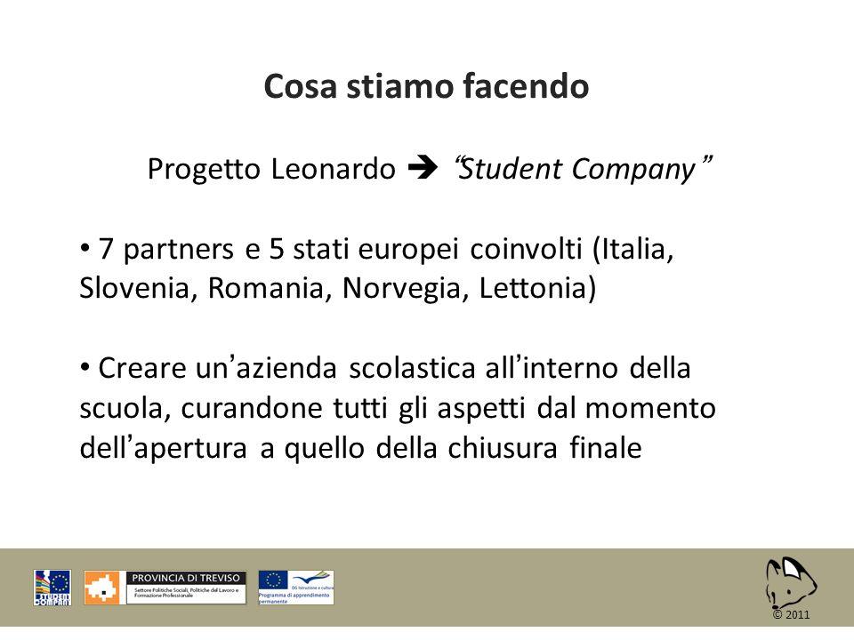 Progetto Leonardo  Student Company