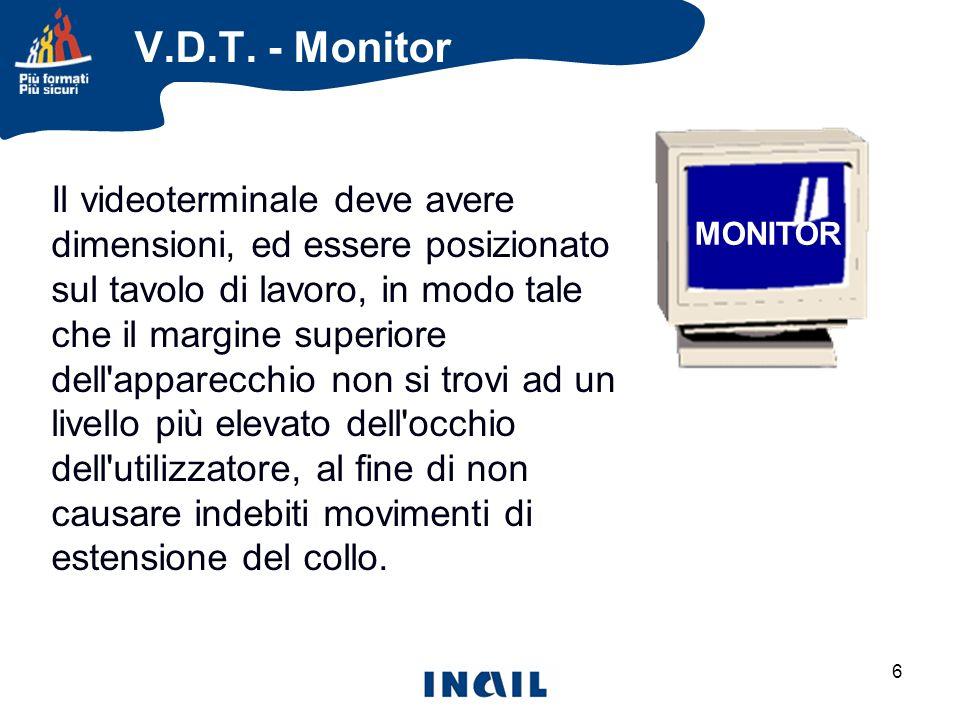 V.D.T. - Monitor MONITOR.