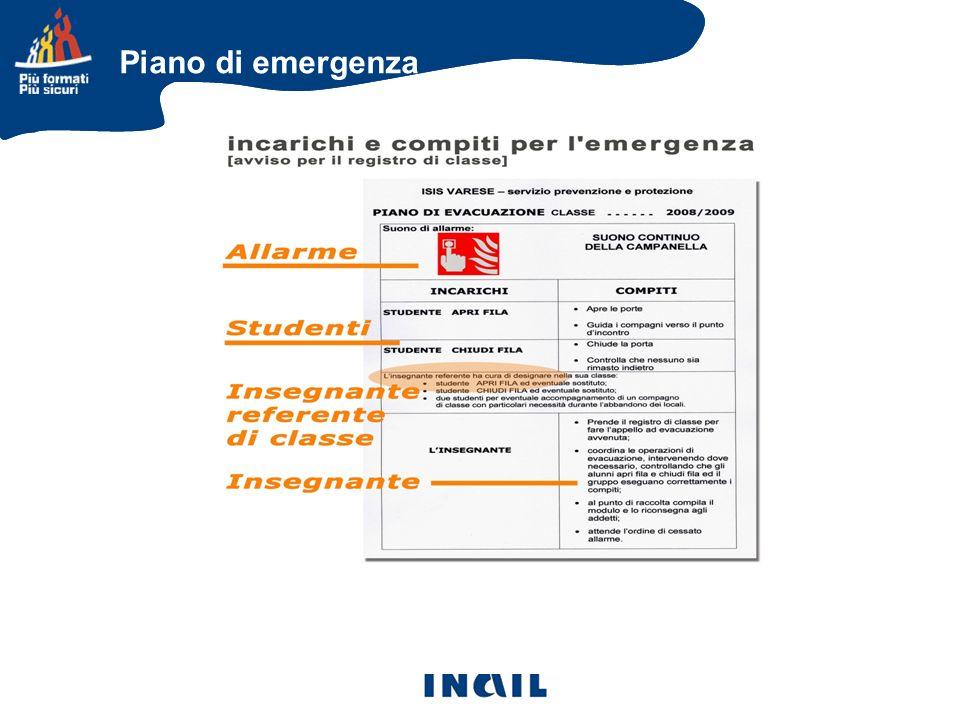 Piano di emergenza 48