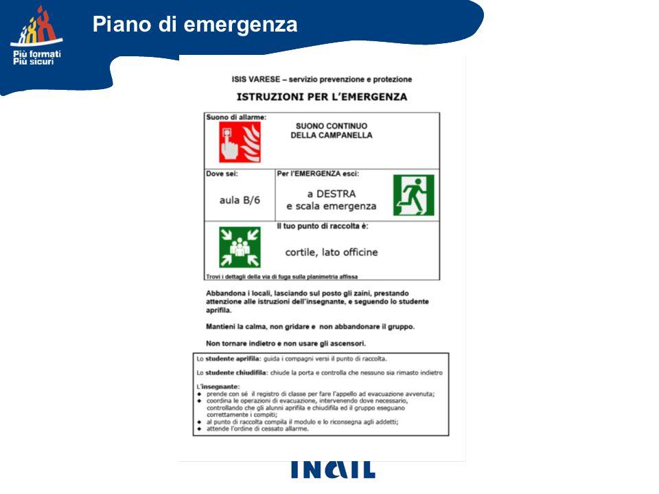 Piano di emergenza 49