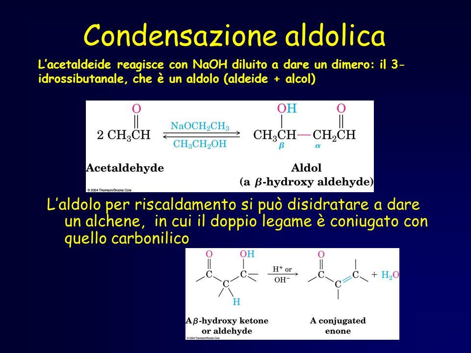 Condensazione aldolica