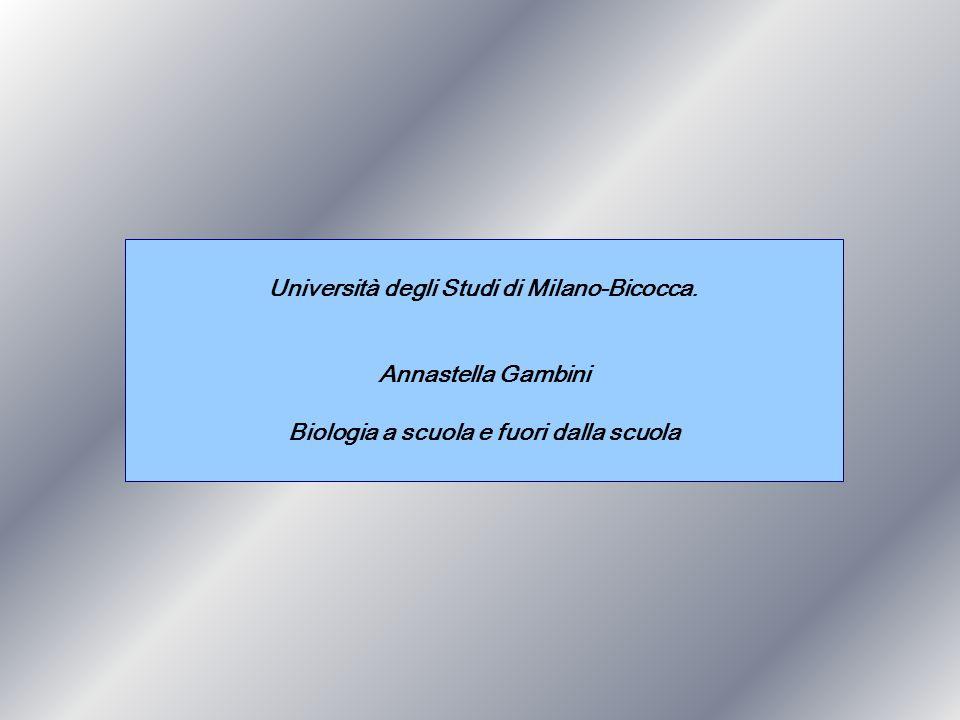 Università degli Studi di Milano-Bicocca.