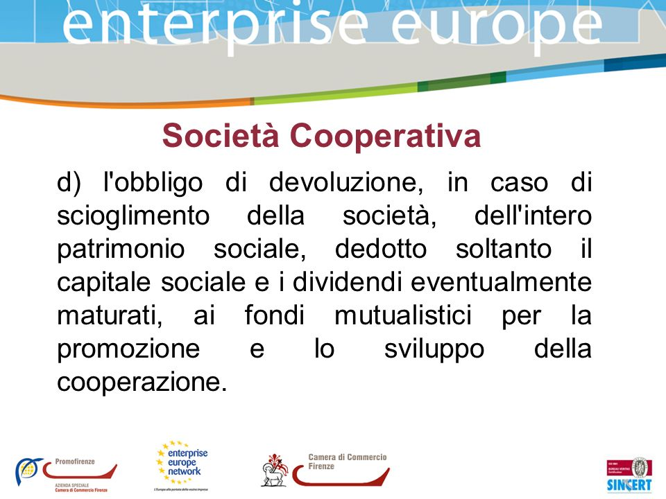 Società Cooperativa