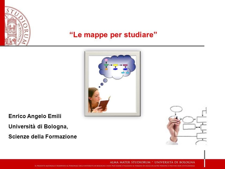 Le mappe per studiare