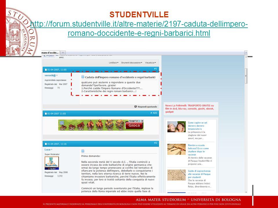 STUDENTVILLE http://forum. studentville