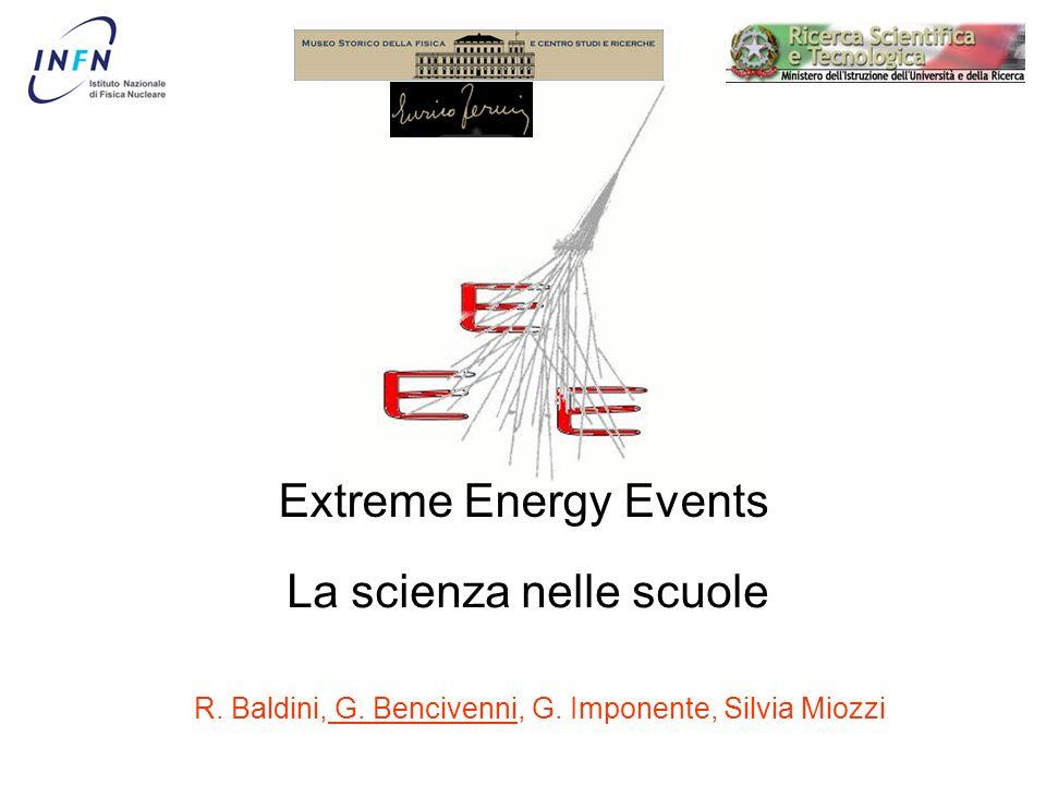 R. Baldini, G. Bencivenni, G. Imponente, Silvia Miozzi