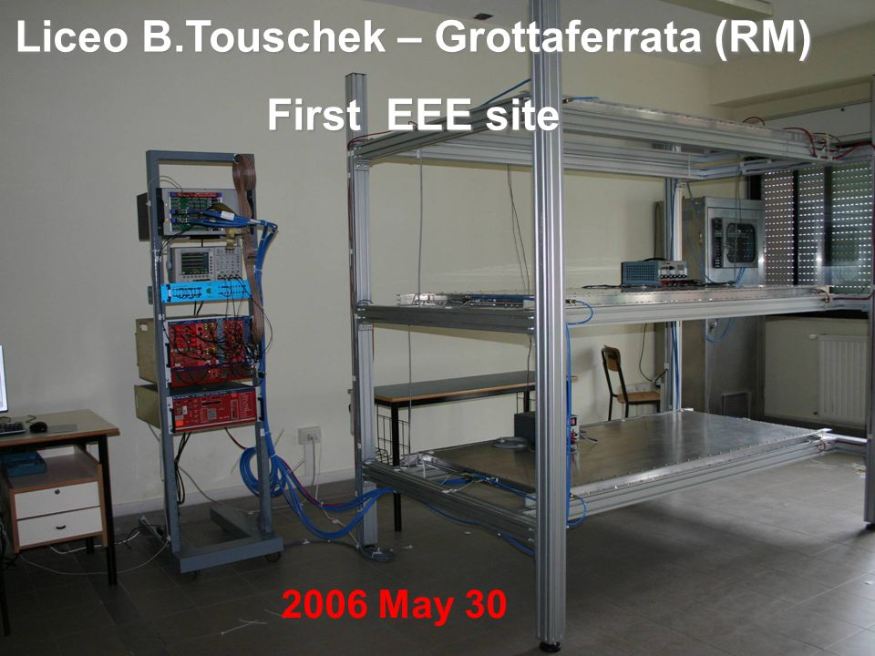 Liceo B.Touschek – Grottaferrata (RM)