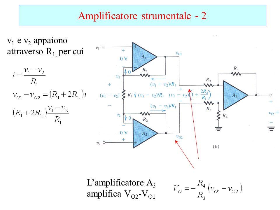 Amplificatore strumentale - 2