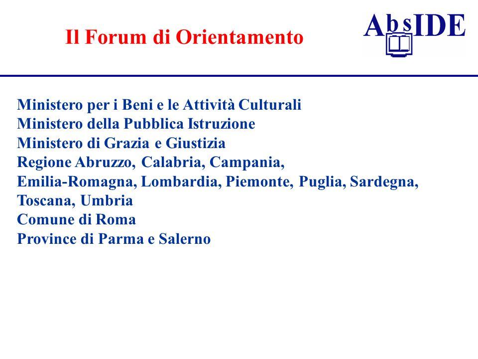 Il Forum di Orientamento