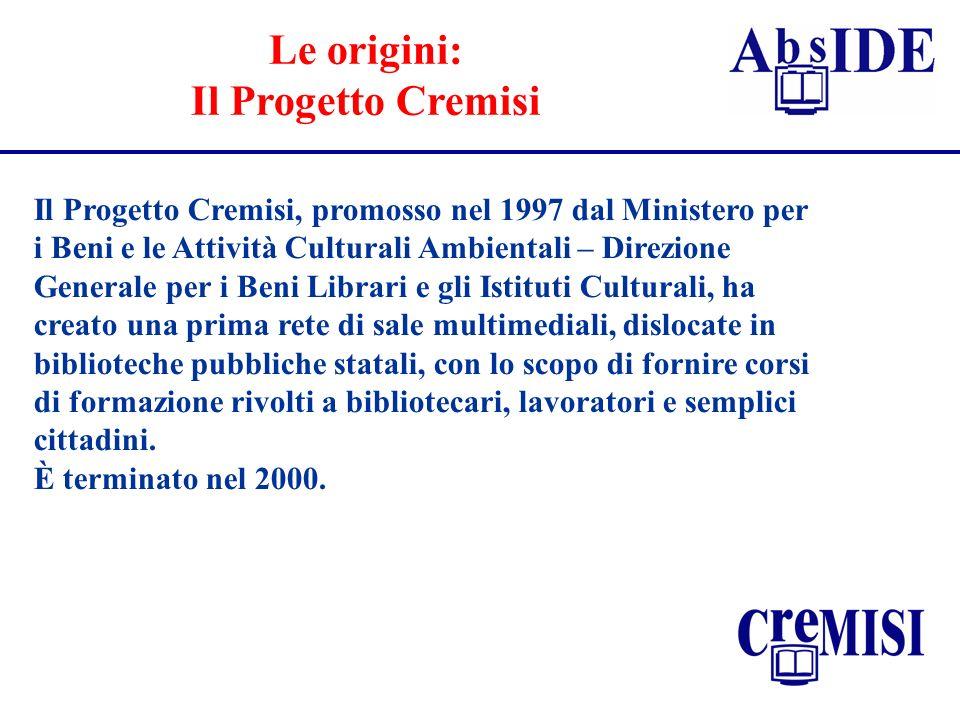 Le origini: Il Progetto Cremisi.
