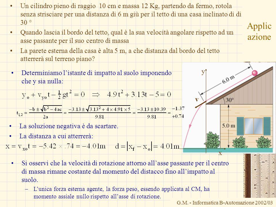 Una forza orizzontale costante di 10 n applicata a un for Piani casa sul tetto di bassa altezza