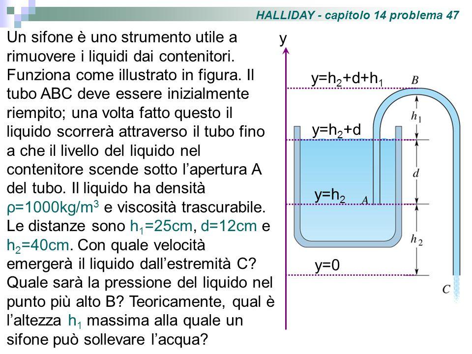 HALLIDAY - capitolo 14 problema 47