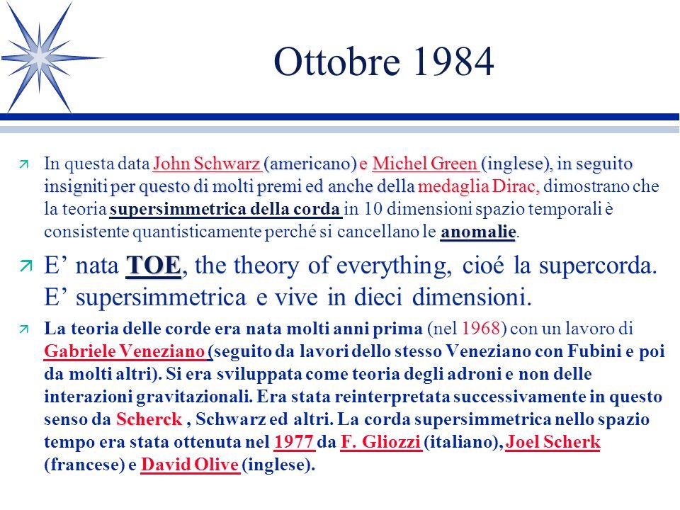 Ottobre 1984