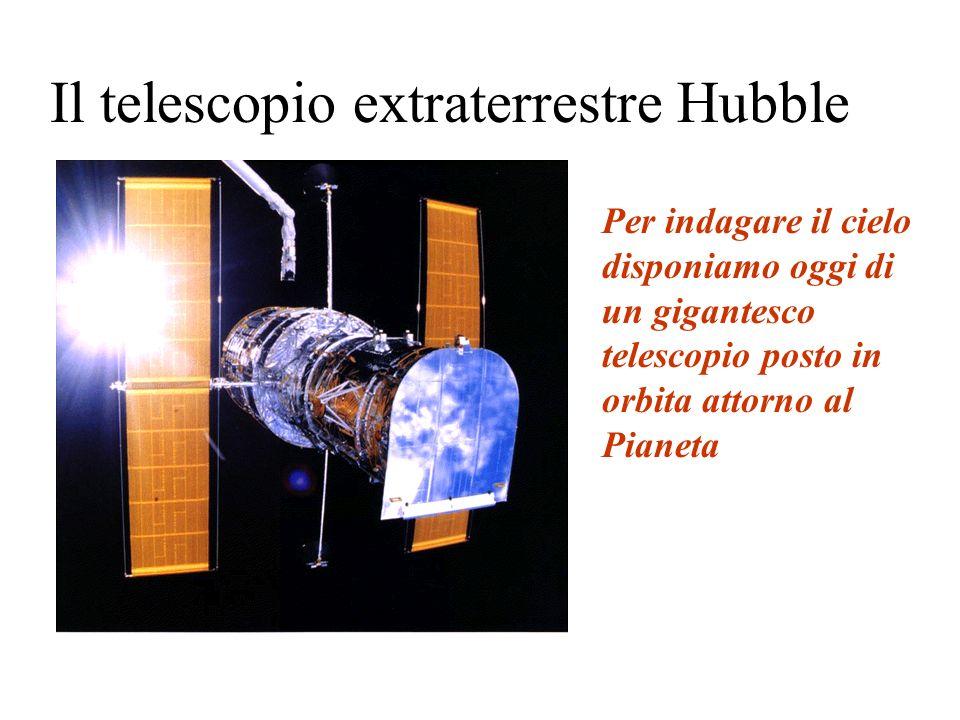 Il telescopio extraterrestre Hubble