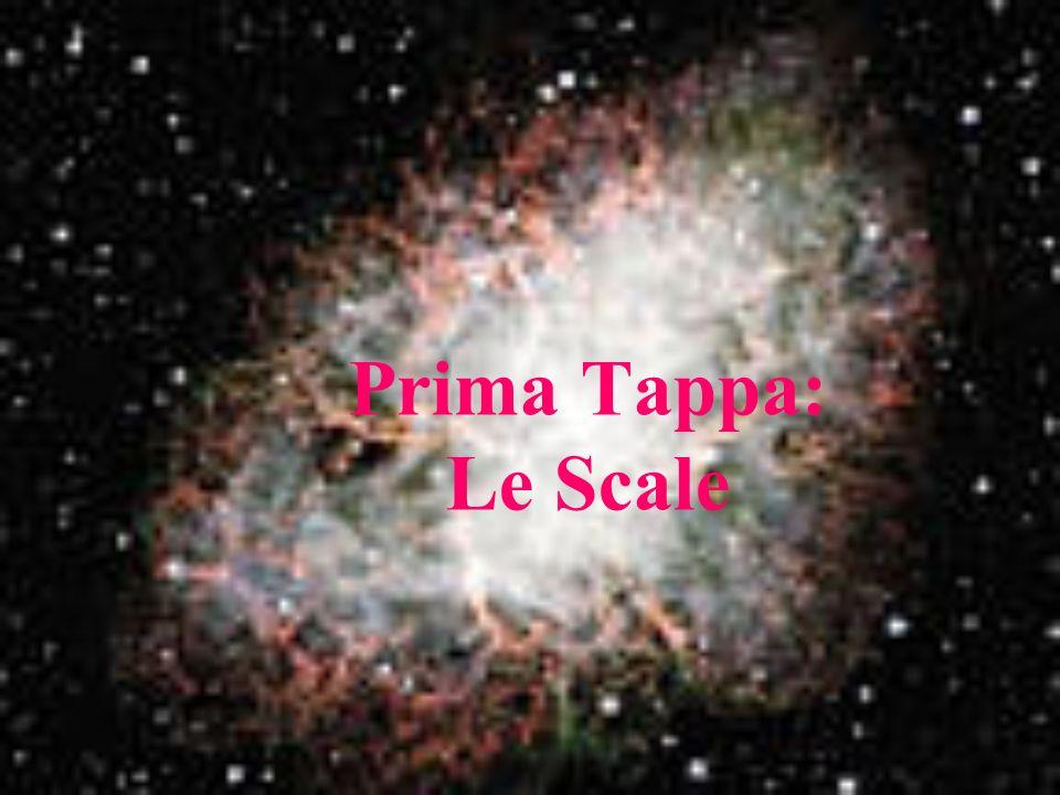 Prima Tappa: Le Scale