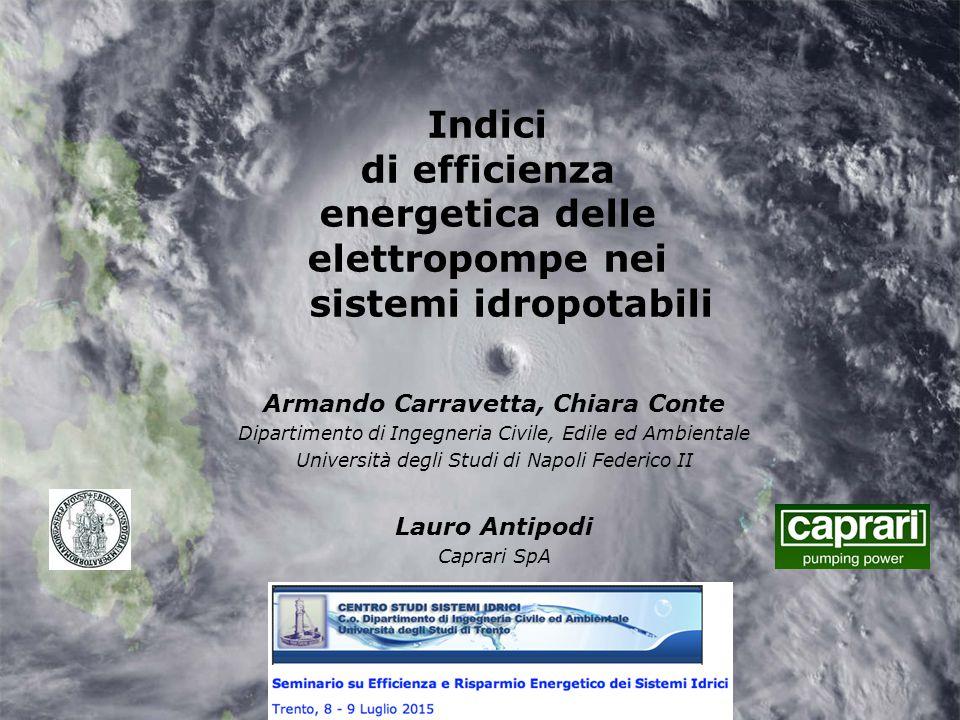 Armando Carravetta, Chiara Conte