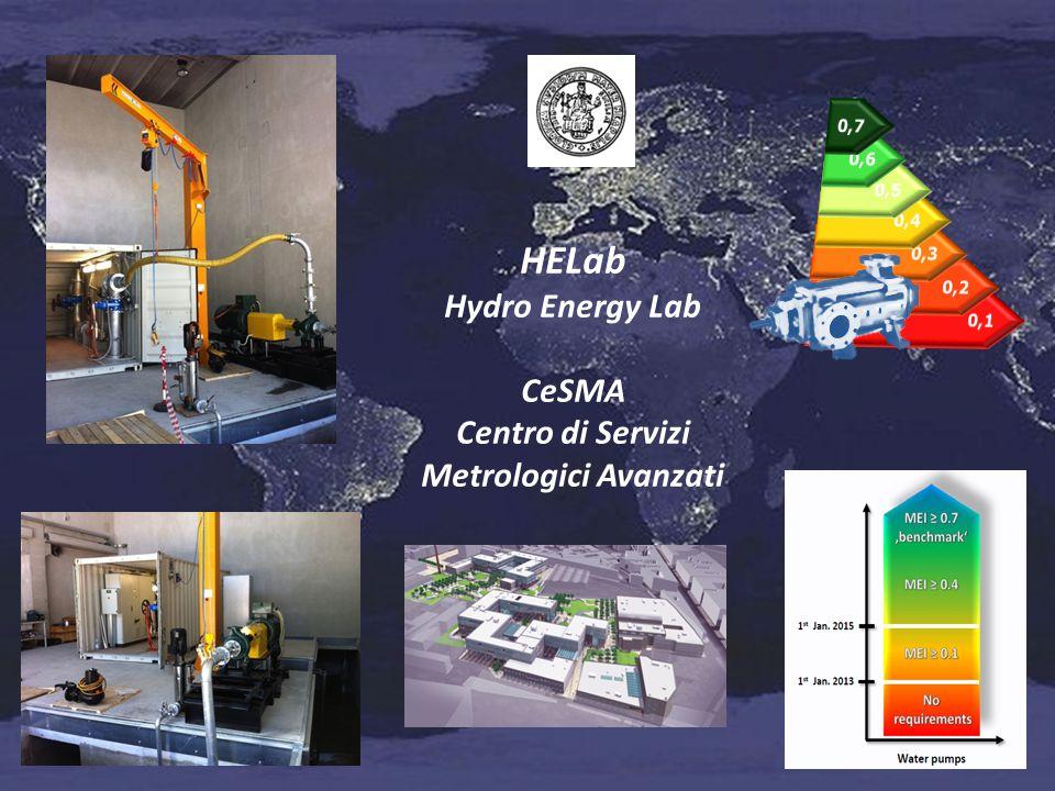 Centro di Servizi Metrologici Avanzati