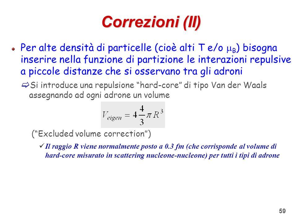 Correzioni (II)