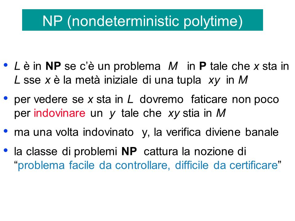 NP (nondeterministic polytime)