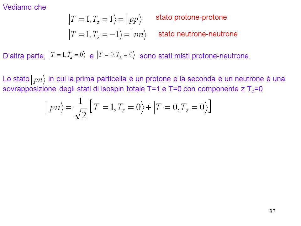 stato protone-protone
