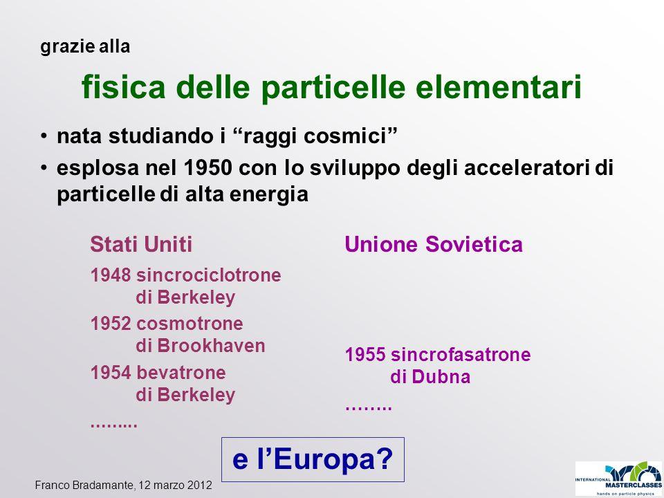 fisica delle particelle elementari